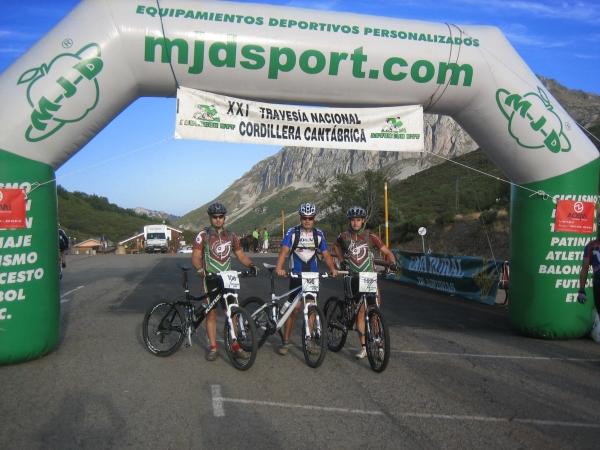 XXI Travesía Nacional Cordillera Cantábrica