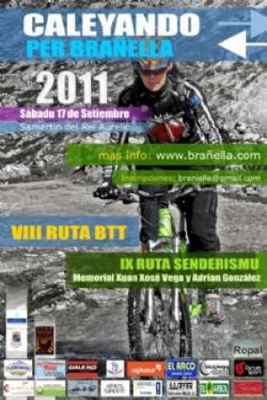 Caleyando per Brañella 2011