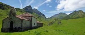 Subida a la ermita de Arcenorio
