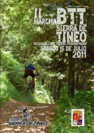 II MArcha BTT Sierra de Tieno
